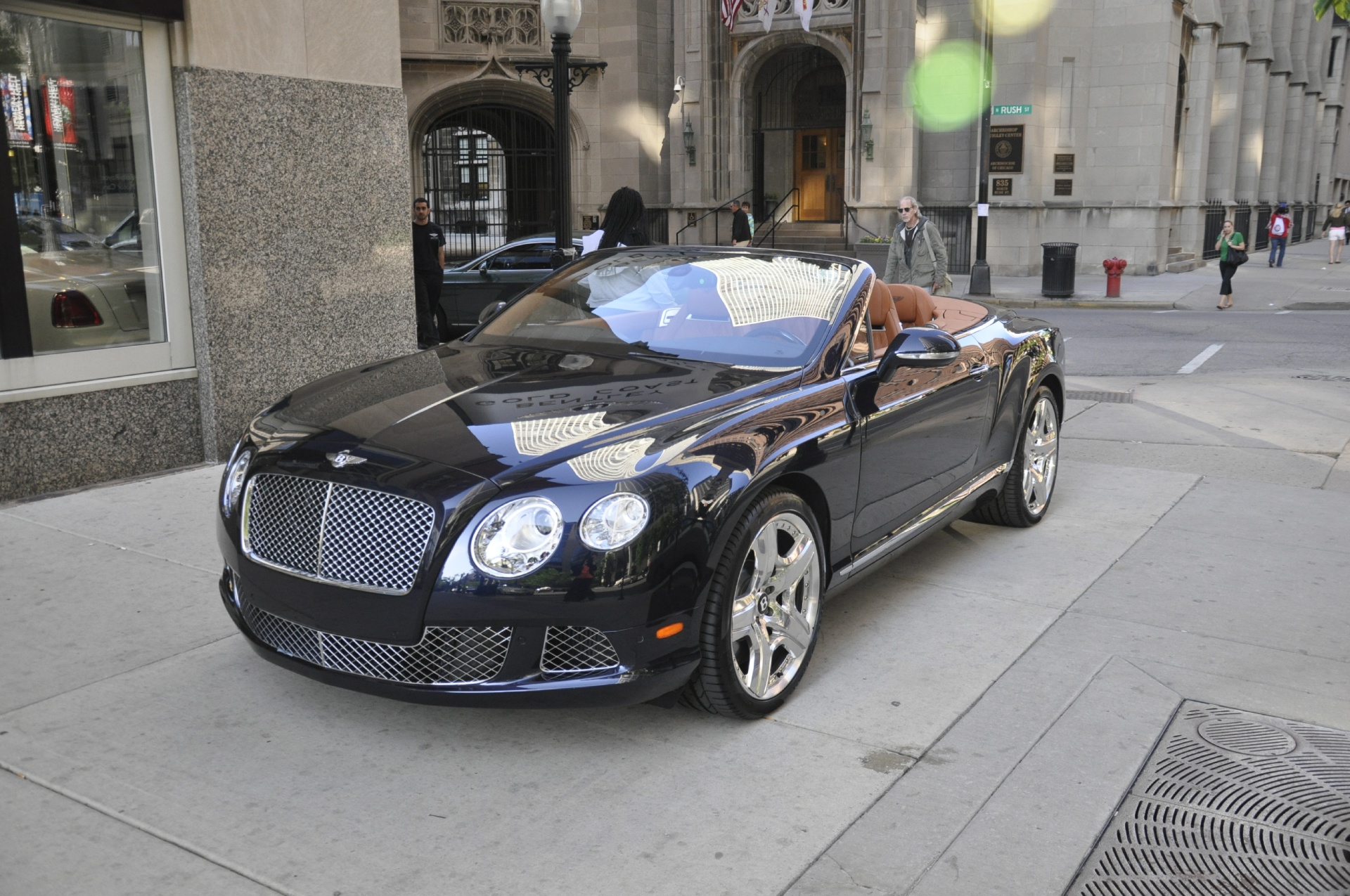 2013 bentley continental gtc used bentley used rolls