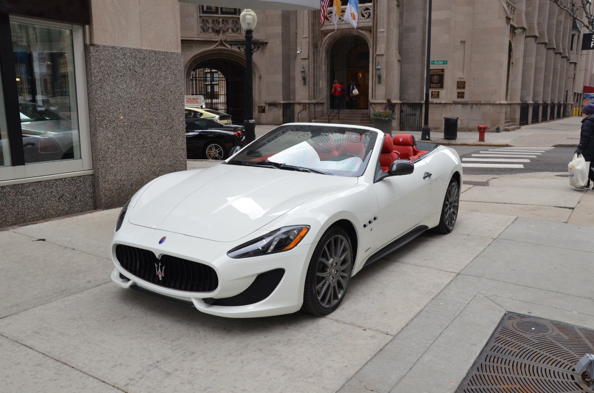 West Coast Auto >> 2013 Maserati GranTurismo Convertible Sport Sport | New Bentley | New Lamborghini | New Bugatti ...