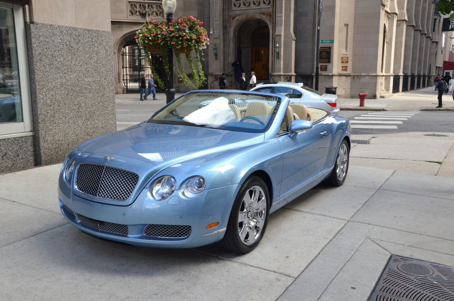 2008 bentley continental gtc used bentley used rolls for Gold coast bentley luxury motors
