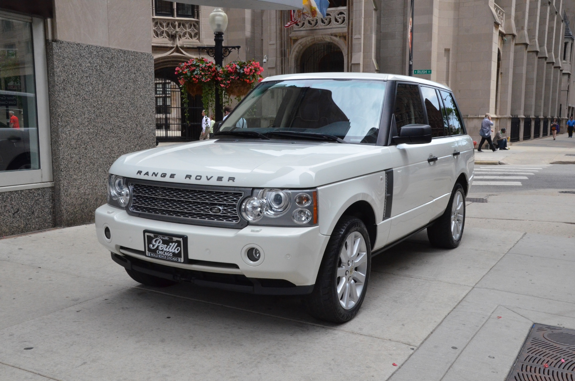 2007 land rover range rover supercharged used bentley for West virginia department of motor vehicles phone number