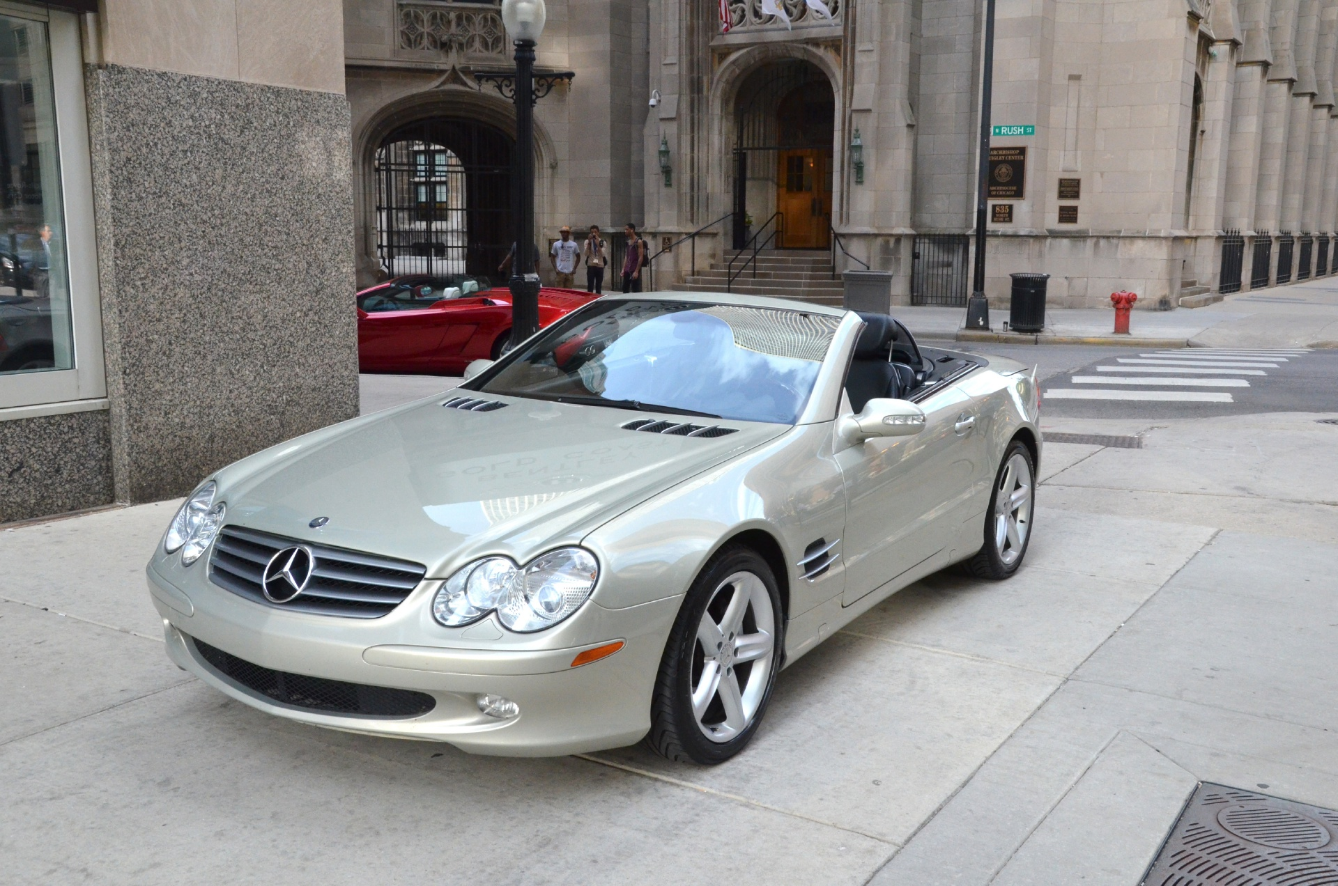 2003 mercedes benz sl class sl500 used bentley used for Mercedes benz sl class sl500
