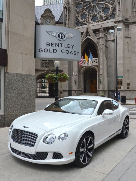 2013 Bentley Continental GT Le Mans Edition