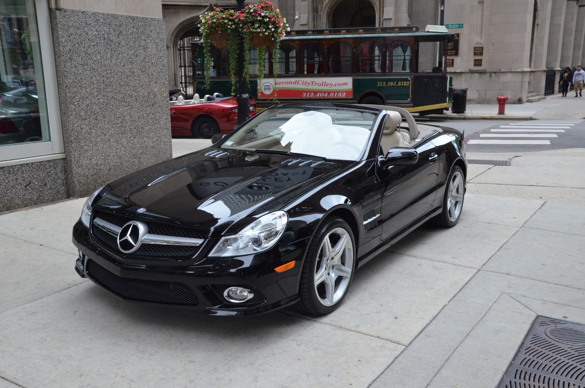 2009 Mercedes Benz Sl Class Sl550 Used Bentley Used