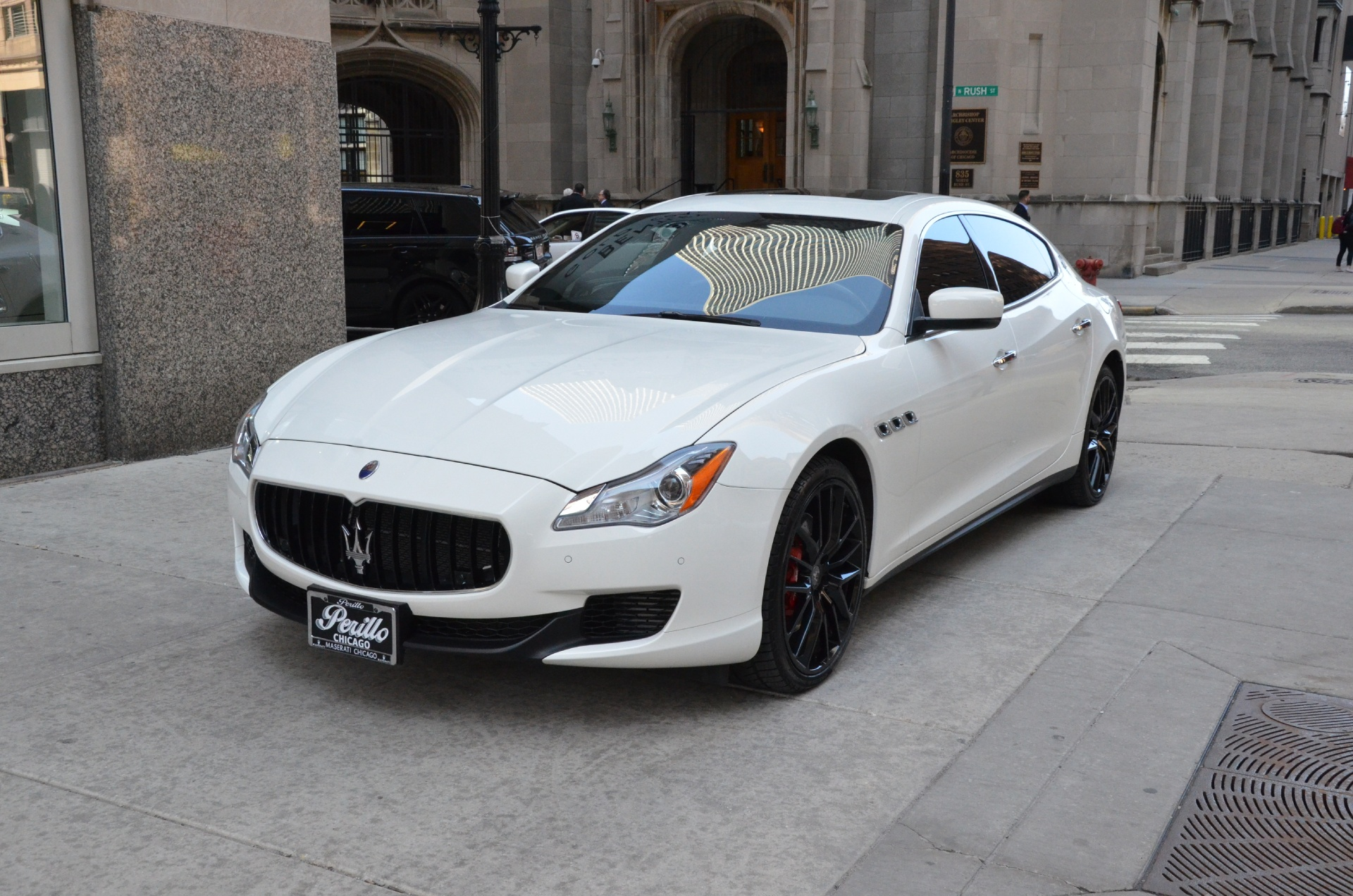 2014 maserati quattroporte sq4 s q4 used bentley used rolls royce used lamborghini used. Black Bedroom Furniture Sets. Home Design Ideas