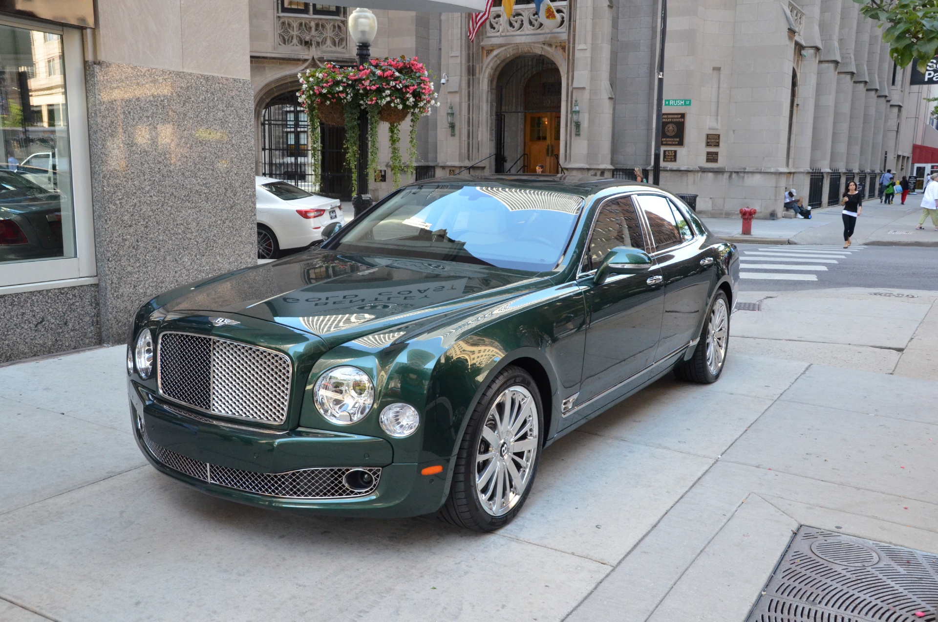 2013 bentley mulsanne used bentley used rolls royce for Gold coast bentley luxury motors