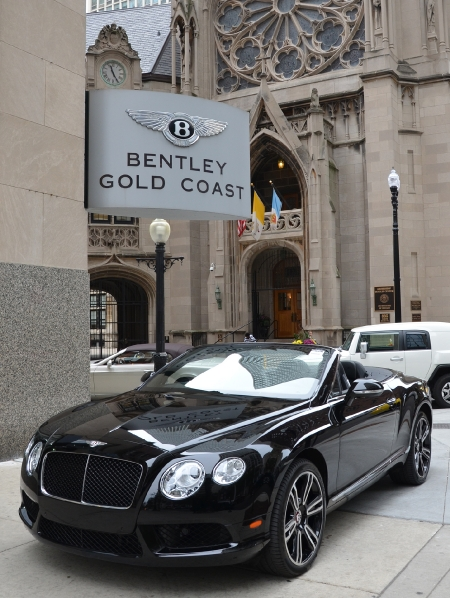 2014 Bentley Continental GTC V8