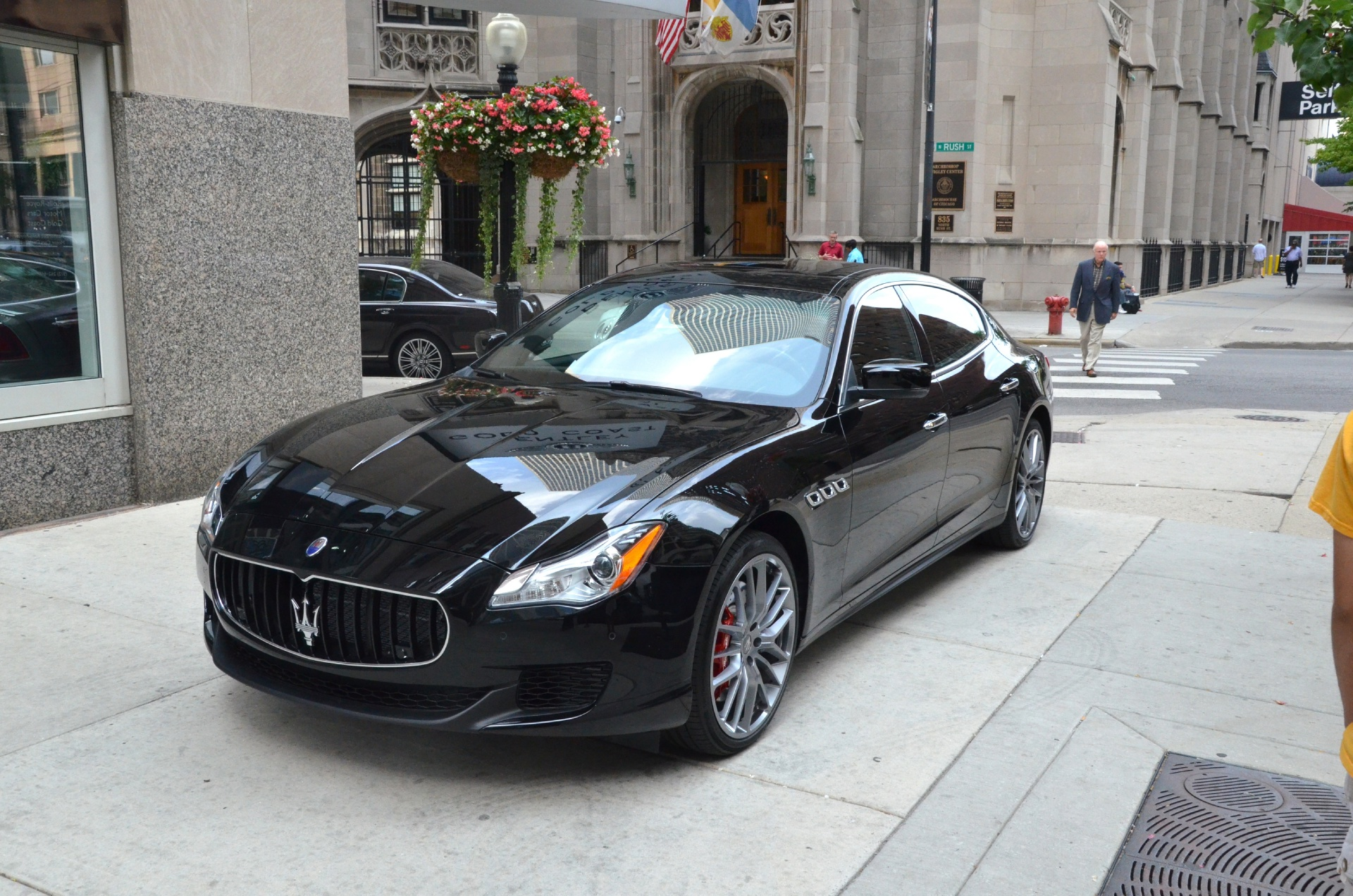 2014 maserati quattroporte gts sport gt s used bentley. Black Bedroom Furniture Sets. Home Design Ideas