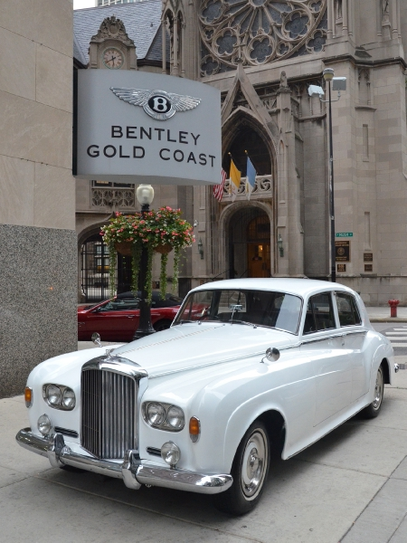 1965 Bentley Silver Cloud 3 Leather