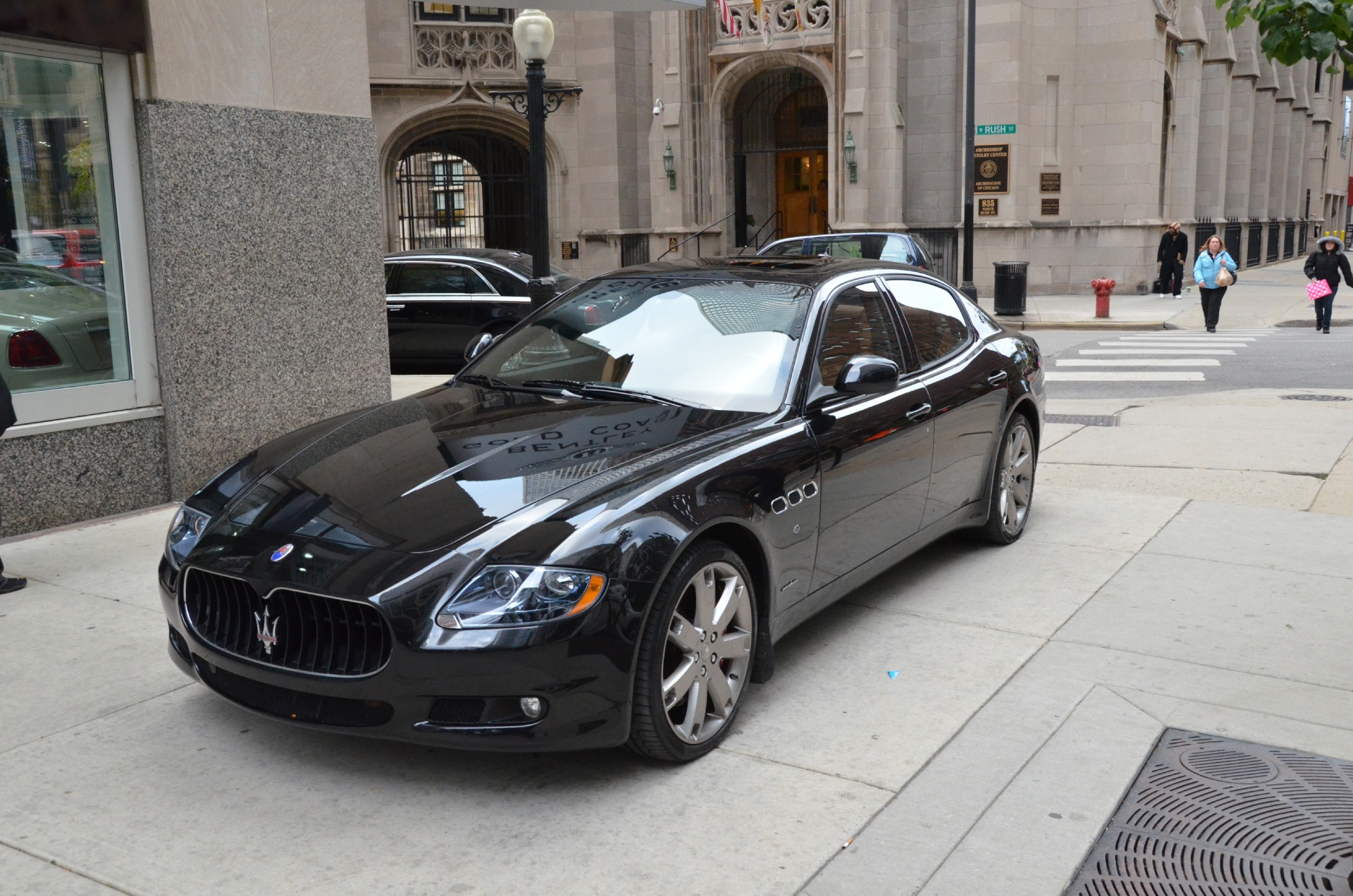 2011 maserati quattroporte sport gt s used bentley for Gold coast bentley luxury motors