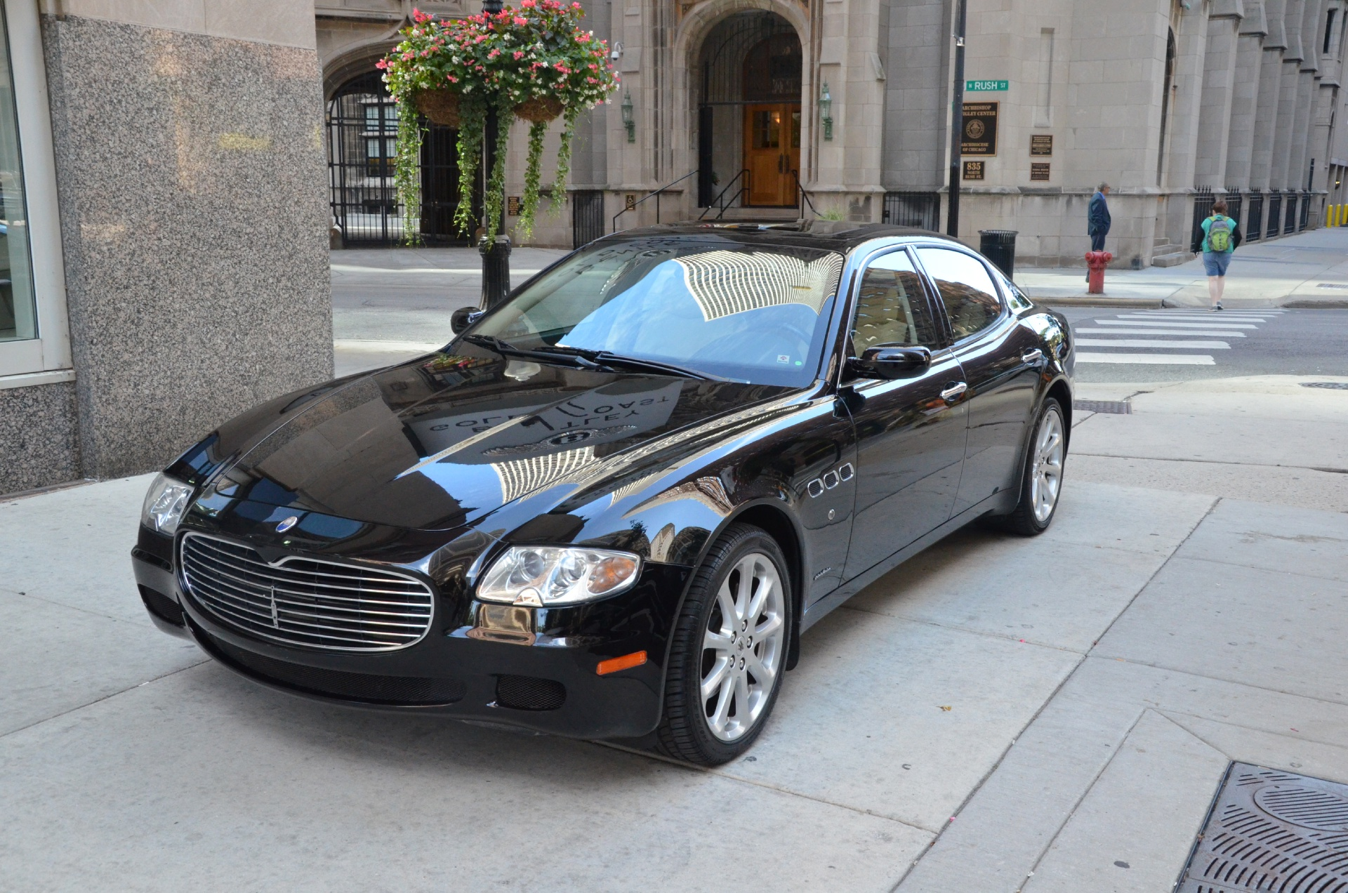 2005 maserati quattroporte used bentley used rolls. Black Bedroom Furniture Sets. Home Design Ideas