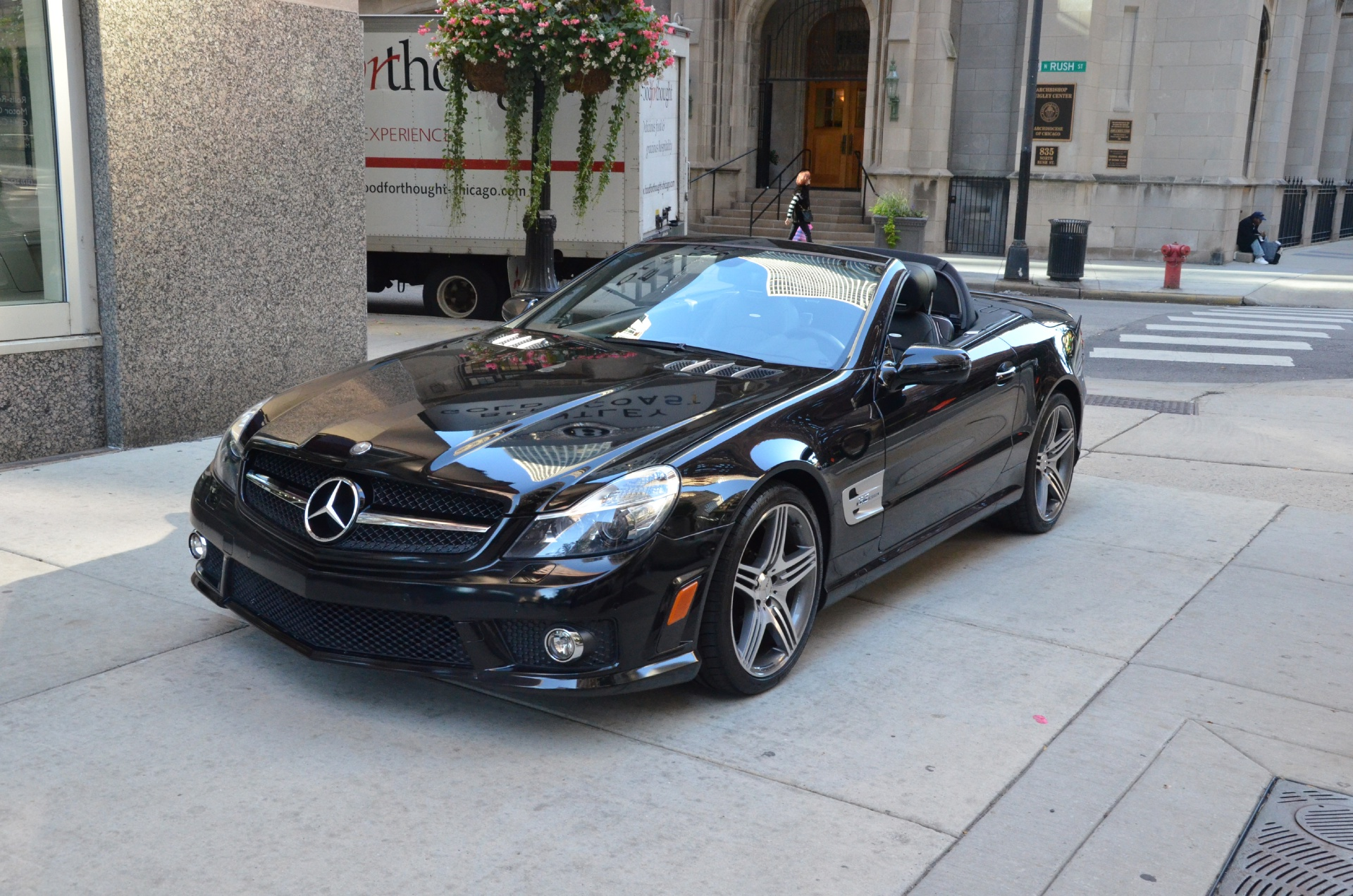 2009 Mercedes Benz Sl Class Sl63 Amg Used Bentley Used