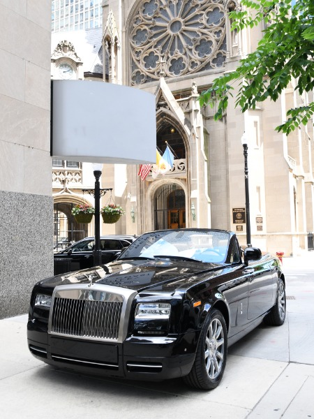 2014 Rolls-Royce PHANTOM DROPHEAD COUPE