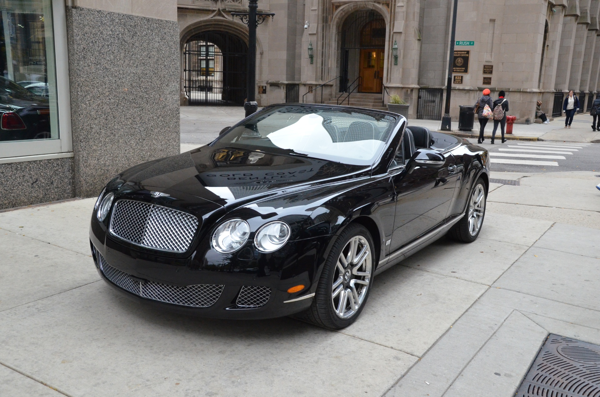 2011 bentley continental gtc used bentley used rolls for Gold coast bentley luxury motors