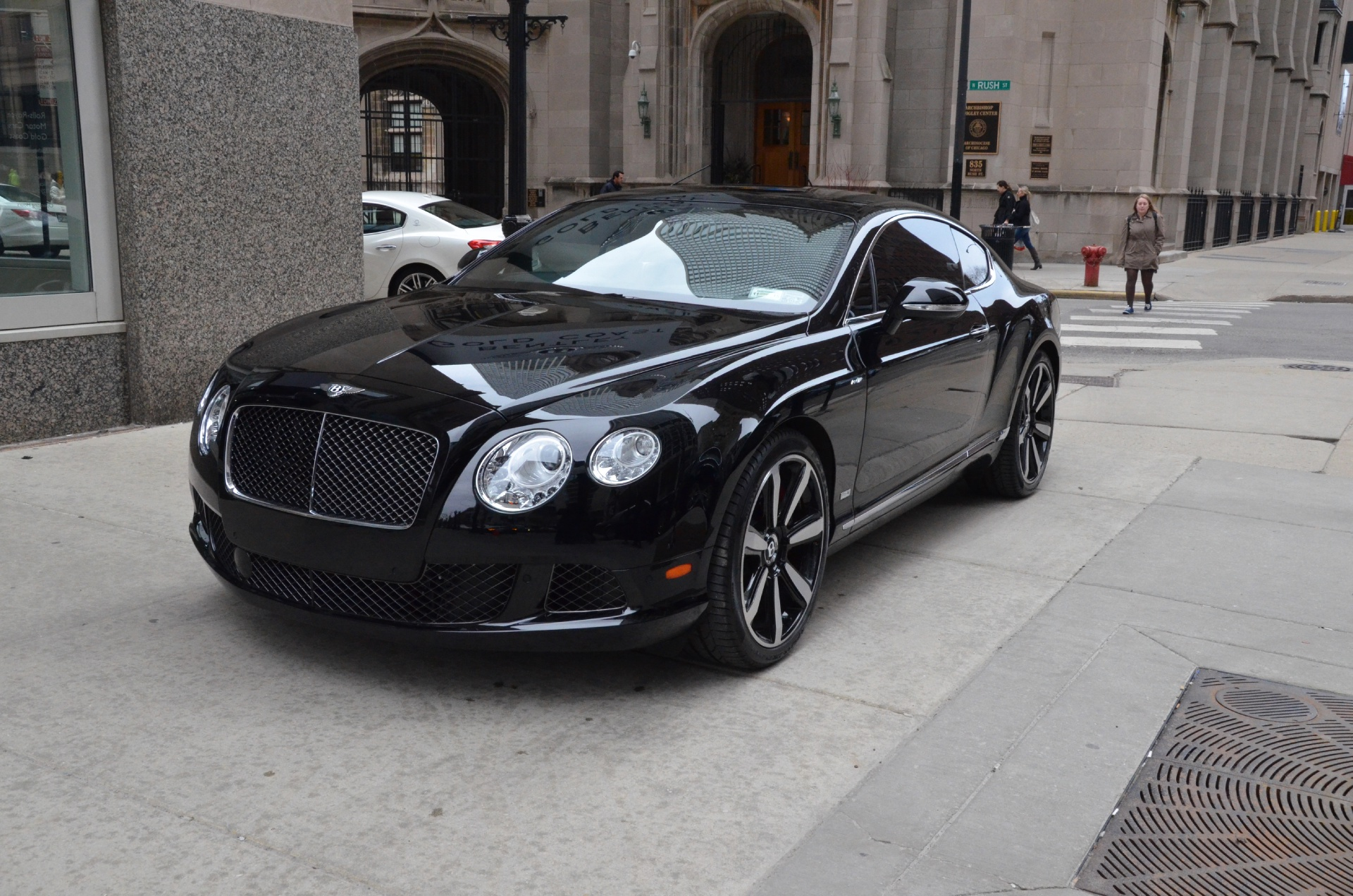 2013 bentley continental gt speed lemans edition used for Gold coast bentley luxury motors