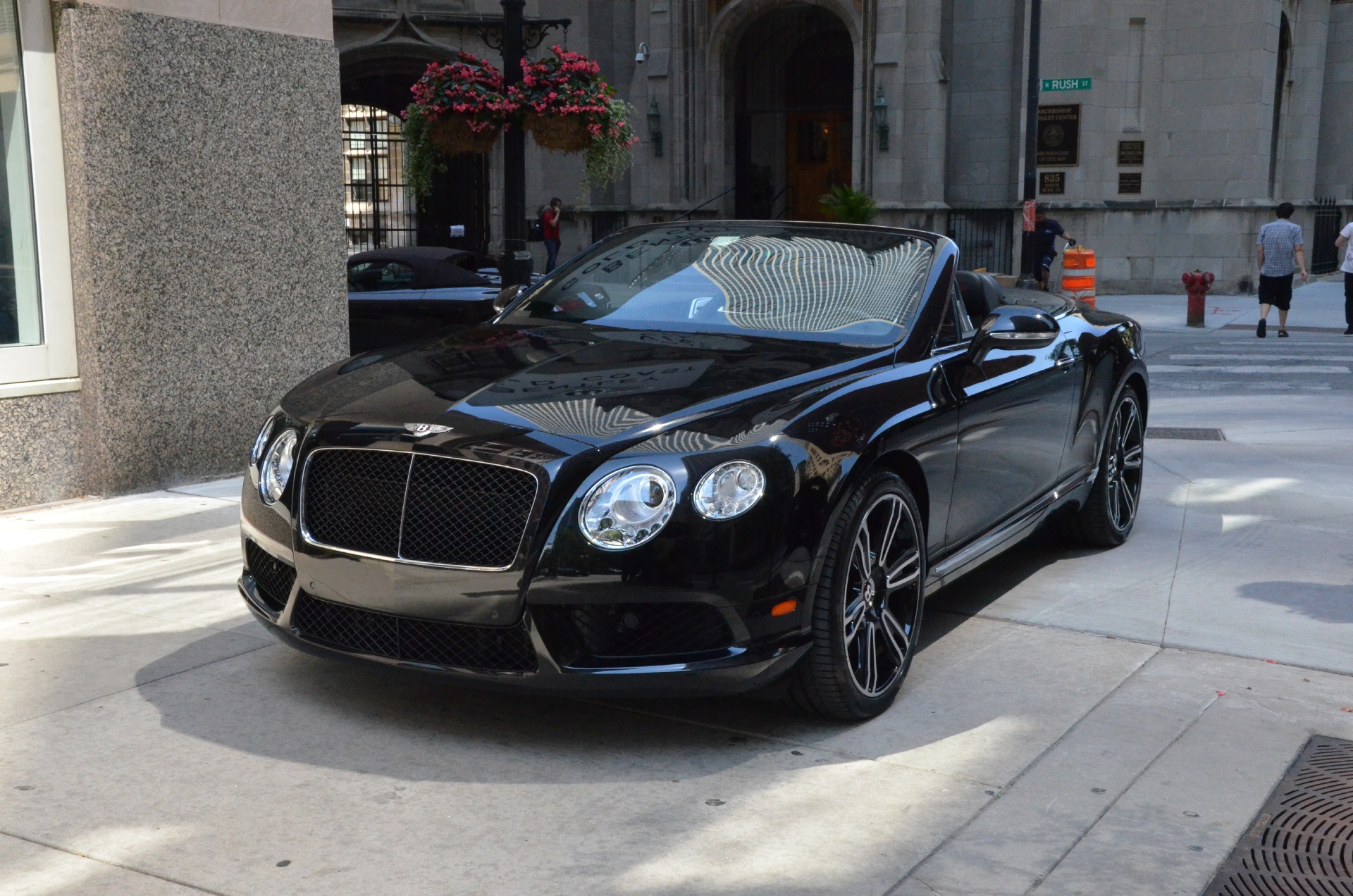2013 bentley continental gtc v8 used bentley used for Gold coast bentley luxury motors