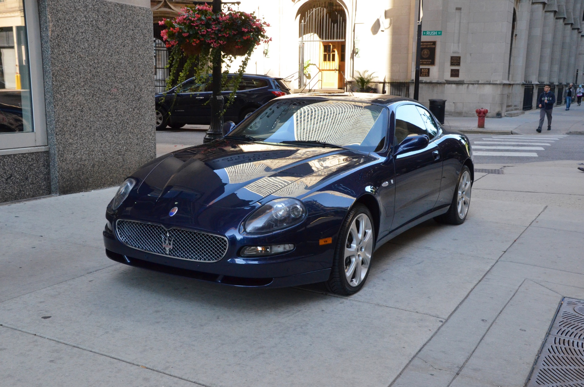 2005 maserati coupe cambiocorsa cambiocorsa used bentley. Black Bedroom Furniture Sets. Home Design Ideas