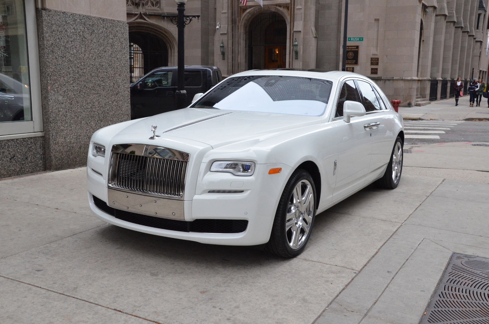 Buying a plane or seeing the Titanic is possible with your Rolls Royce money.