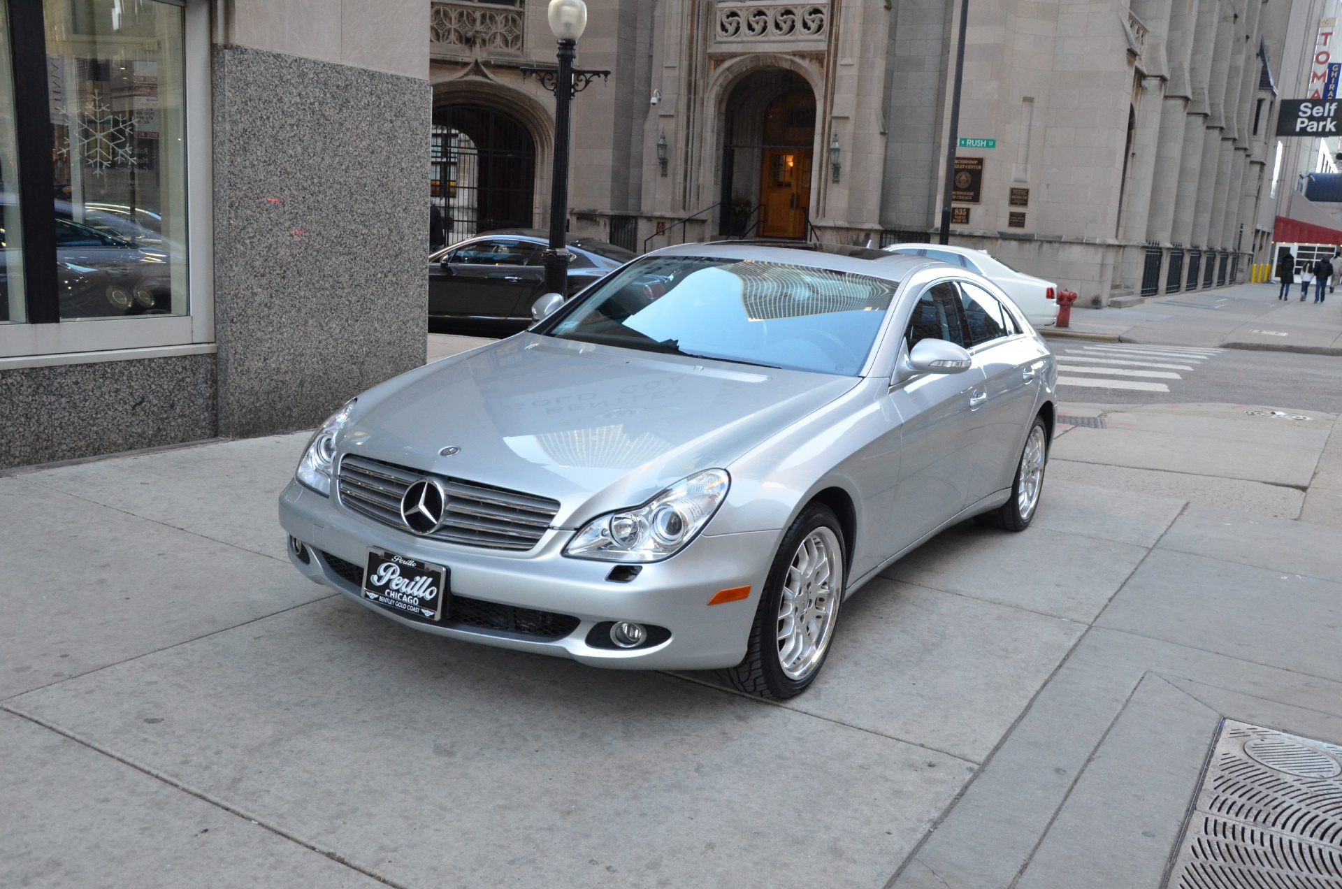 2007 mercedes benz cls class cls550 used bentley used. Black Bedroom Furniture Sets. Home Design Ideas