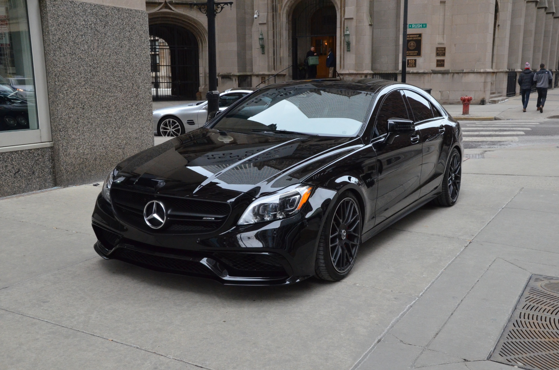 2015 mercedes benz cls class cls63 amg s model used for Mercedes benz okc service
