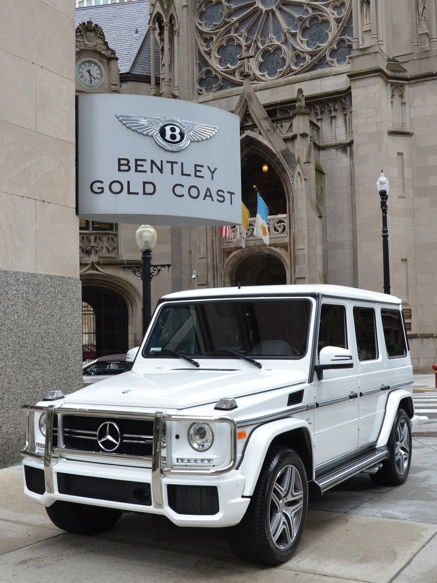 Used mercedes benz g class for sale chicago il cargurus for Used mercedes benz g500 for sale