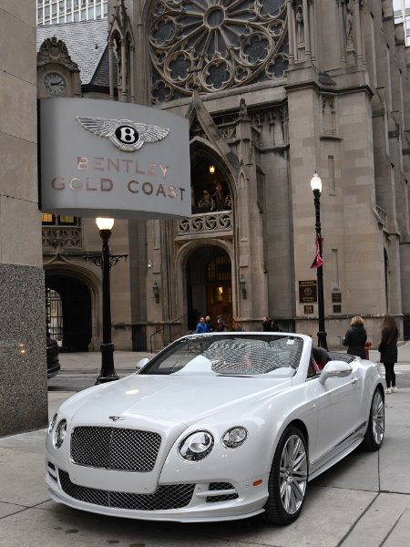 2015 Bentley Continental GTC Speed