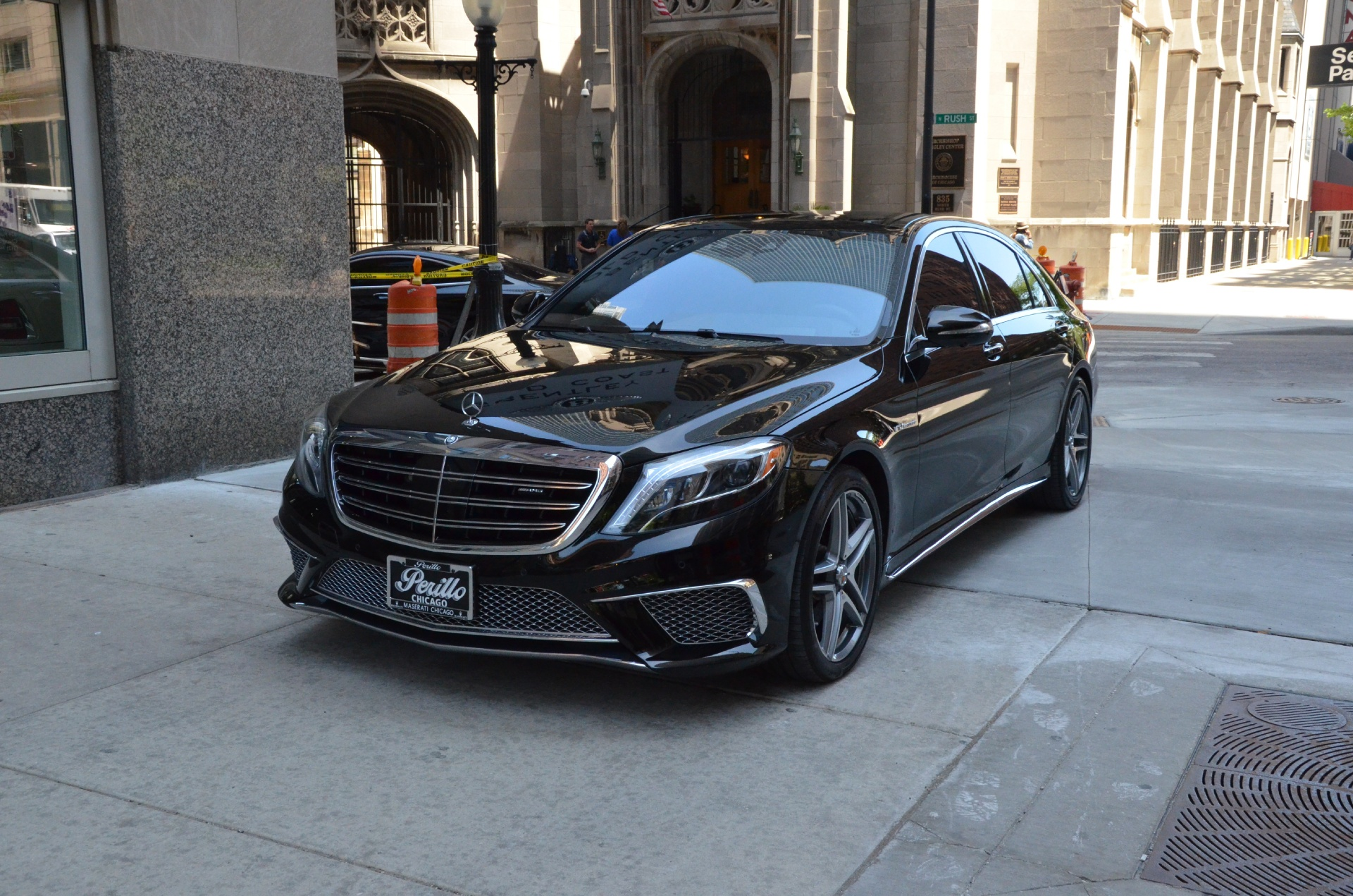 2015 Mercedes Benz S Class S65 Amg Used Bentley Used