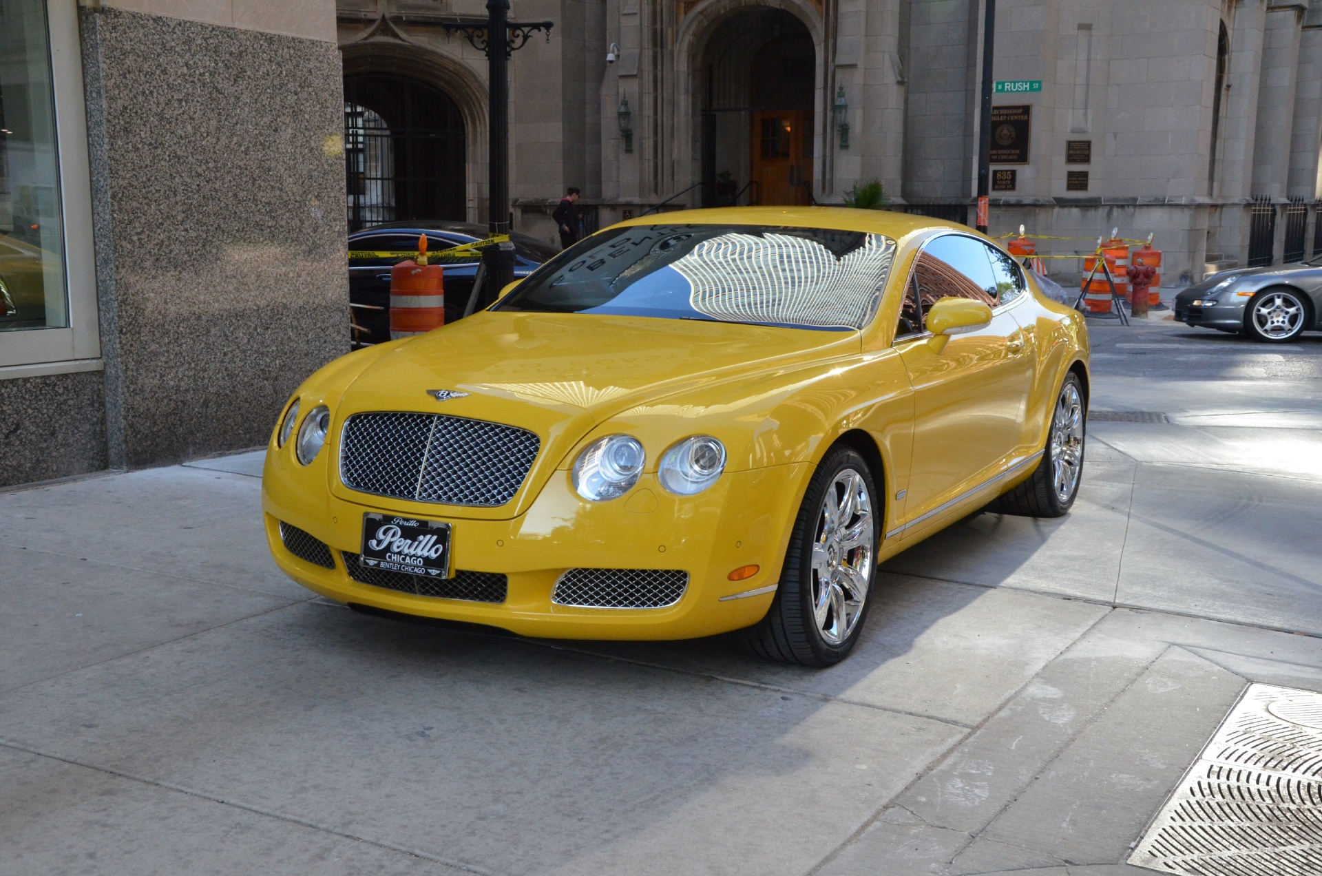 2007 bentley continental gt used bentley used rolls for Gold coast bentley luxury motors