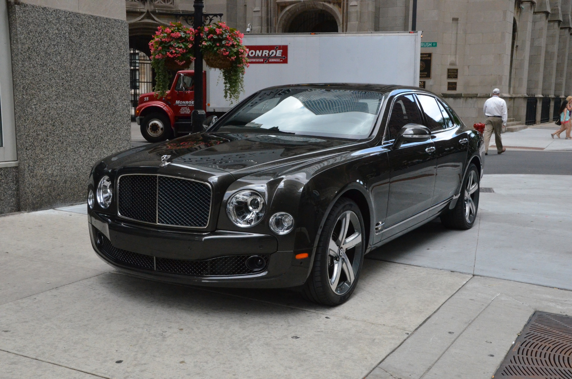 2016 bentley mulsanne speed used bentley used rolls. Black Bedroom Furniture Sets. Home Design Ideas