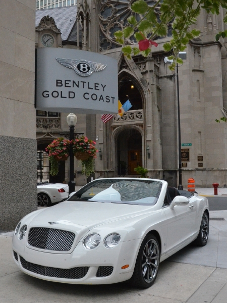 2011 Bentley Continental GTC Speed 80-11 Special Edition