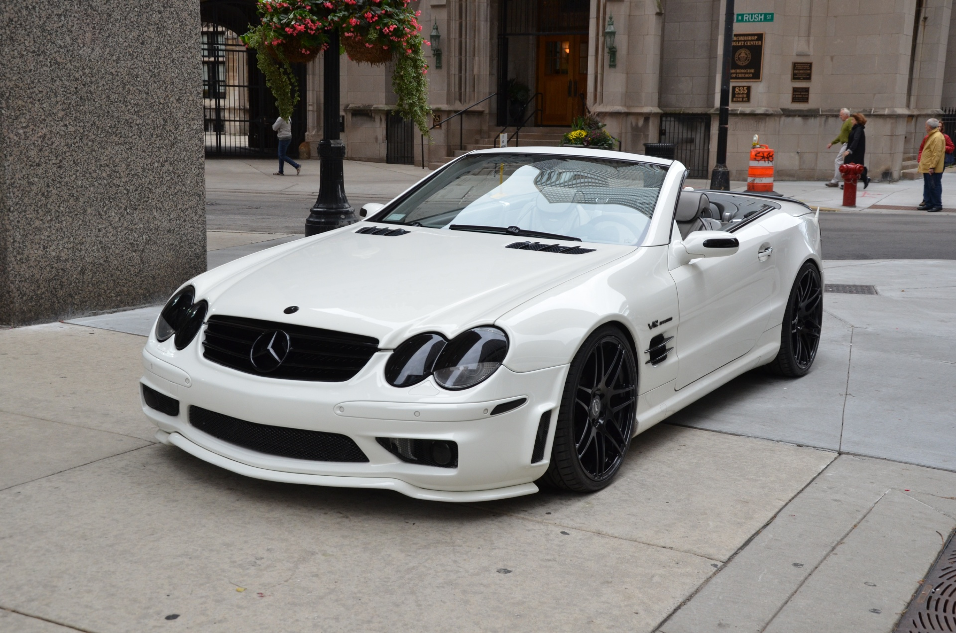 2006 Mercedes Benz Sl Class Sl65 Amg Used Bentley Used