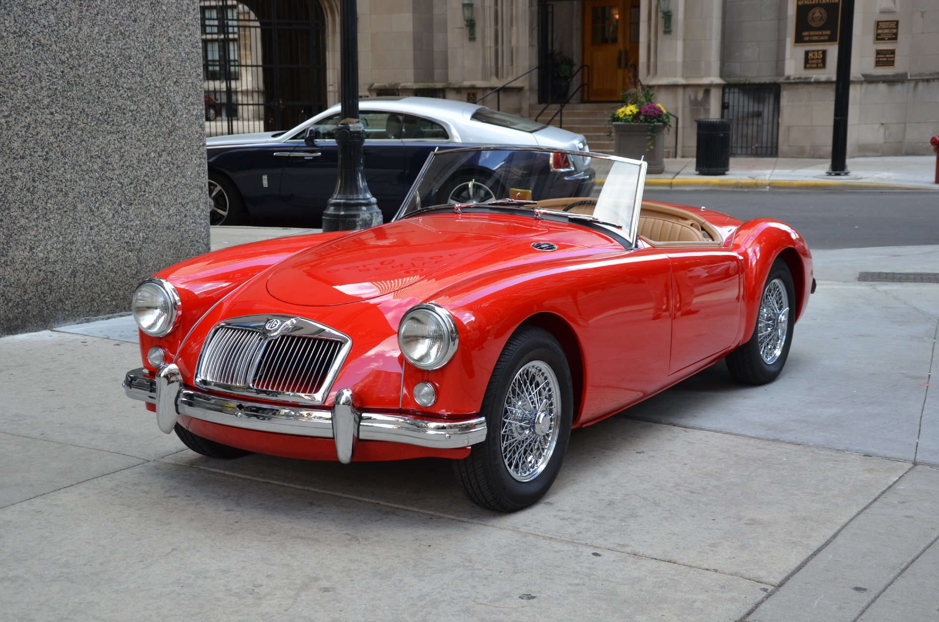1958 Mg Mga Used Bentley Used Rolls Royce Used