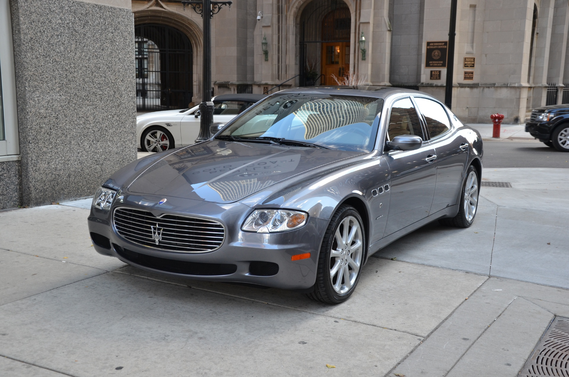 2007 maserati quattroporte sport gt automatic used bentley used rolls royce used. Black Bedroom Furniture Sets. Home Design Ideas