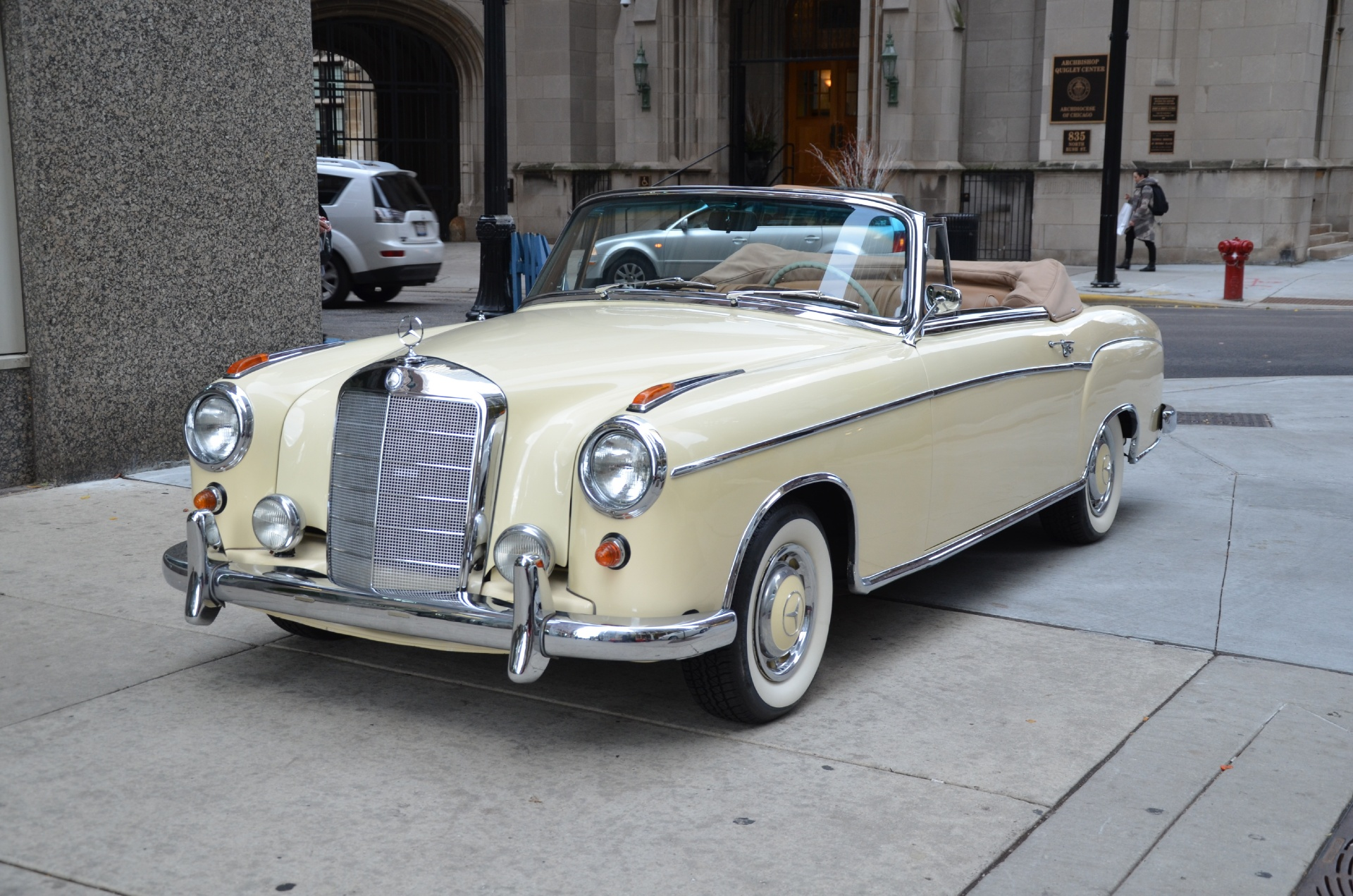 1961 mercedes benz 220 se used bentley used rolls for Mercedes benz okc service