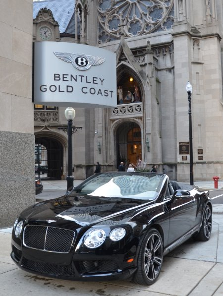 2015 Bentley Continental GTC V8