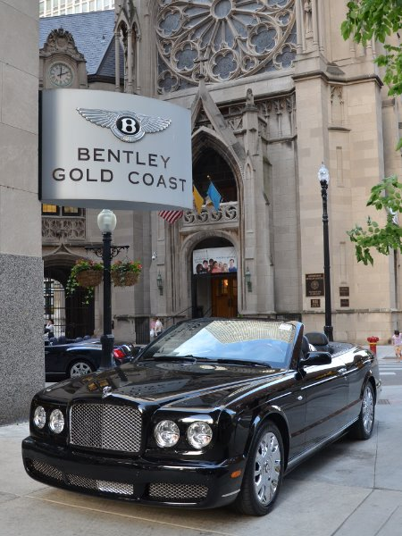 2007 Bentley Azure