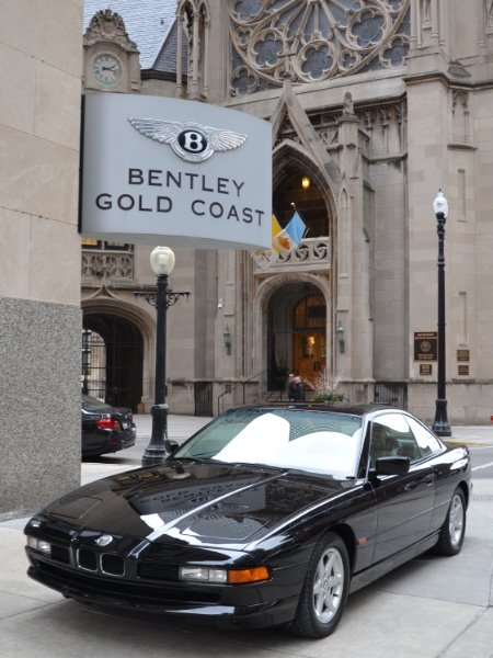 1997 BMW 8 Series 840Ci