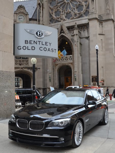 2012 BMW 7 Series ALPINA B7 SWB xDrive