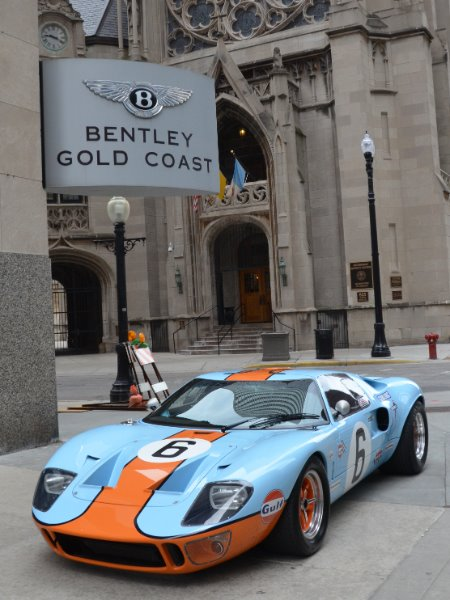 2011 Ford Superformance GT40
