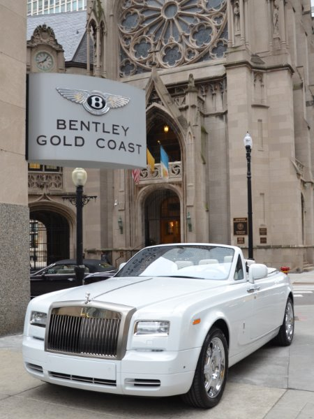 2015 Rolls-Royce Phantom Drophead Coupe
