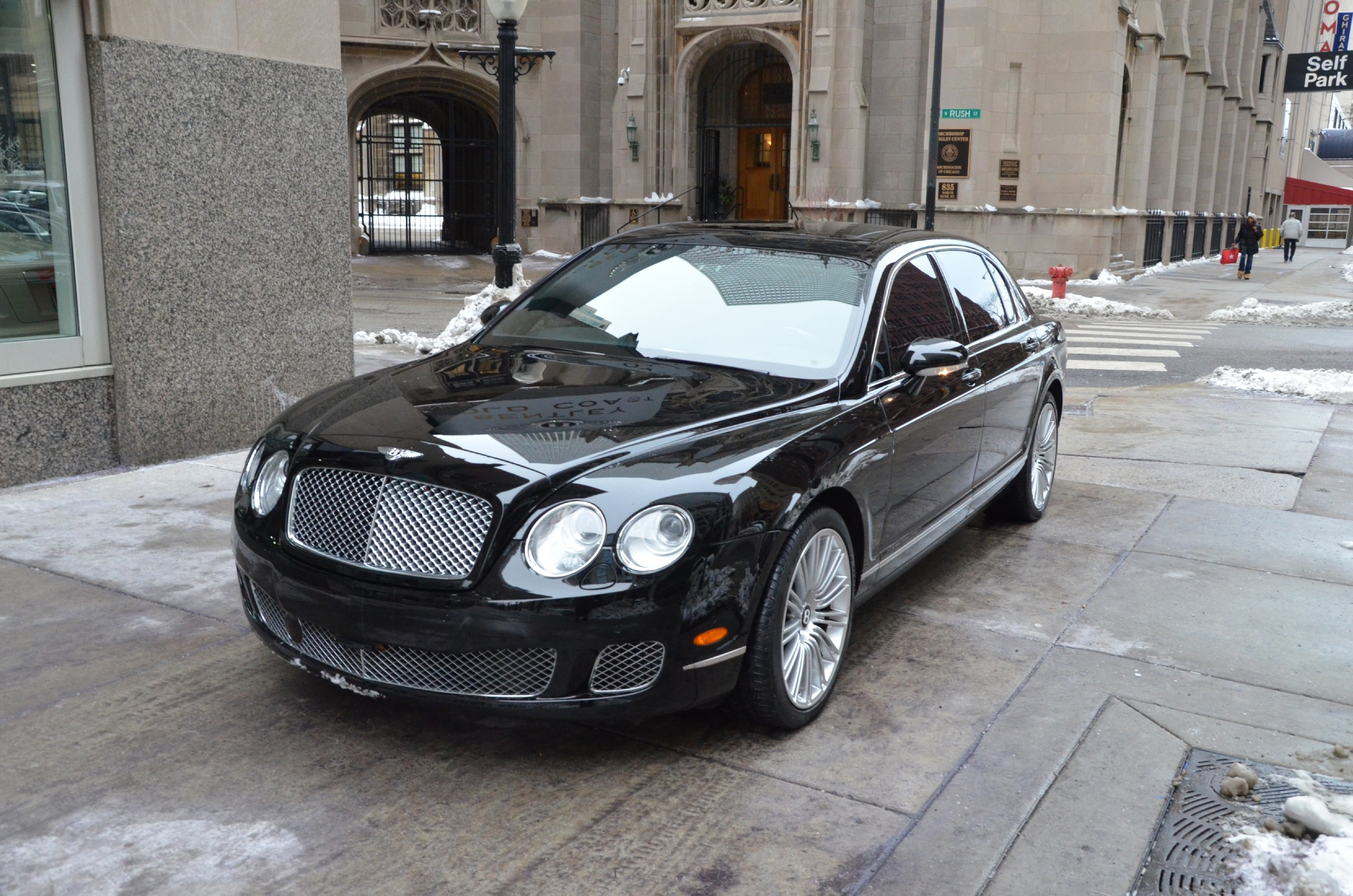 2009 bentley continental flying spur speed speed 4 seat configuration used bentley used. Black Bedroom Furniture Sets. Home Design Ideas