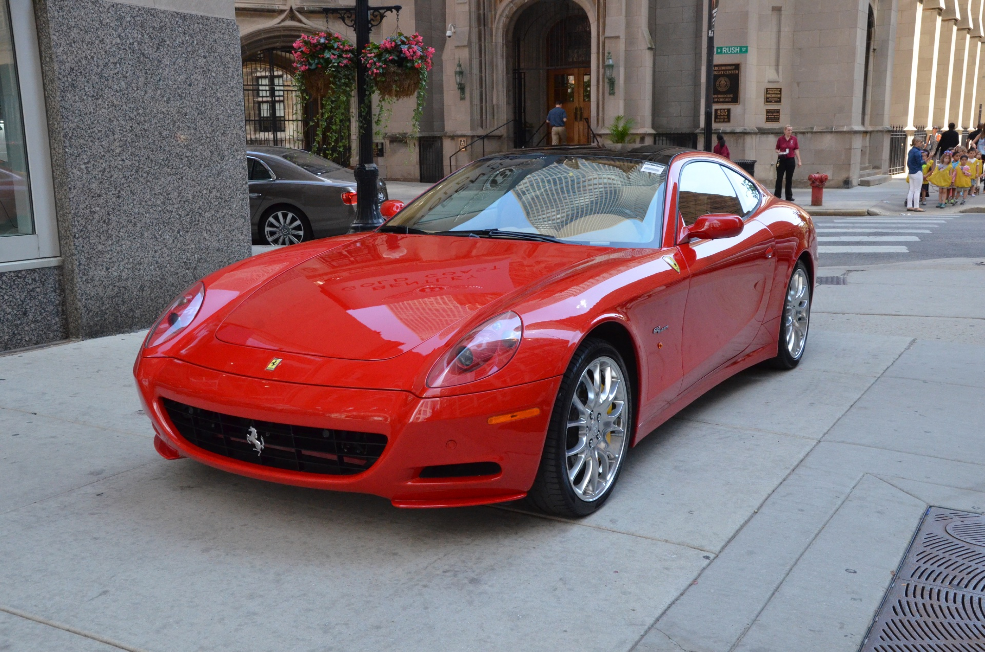 High Quality Used 2010 Ferrari 612 Scaglietti HGT2 Package | Chicago, IL
