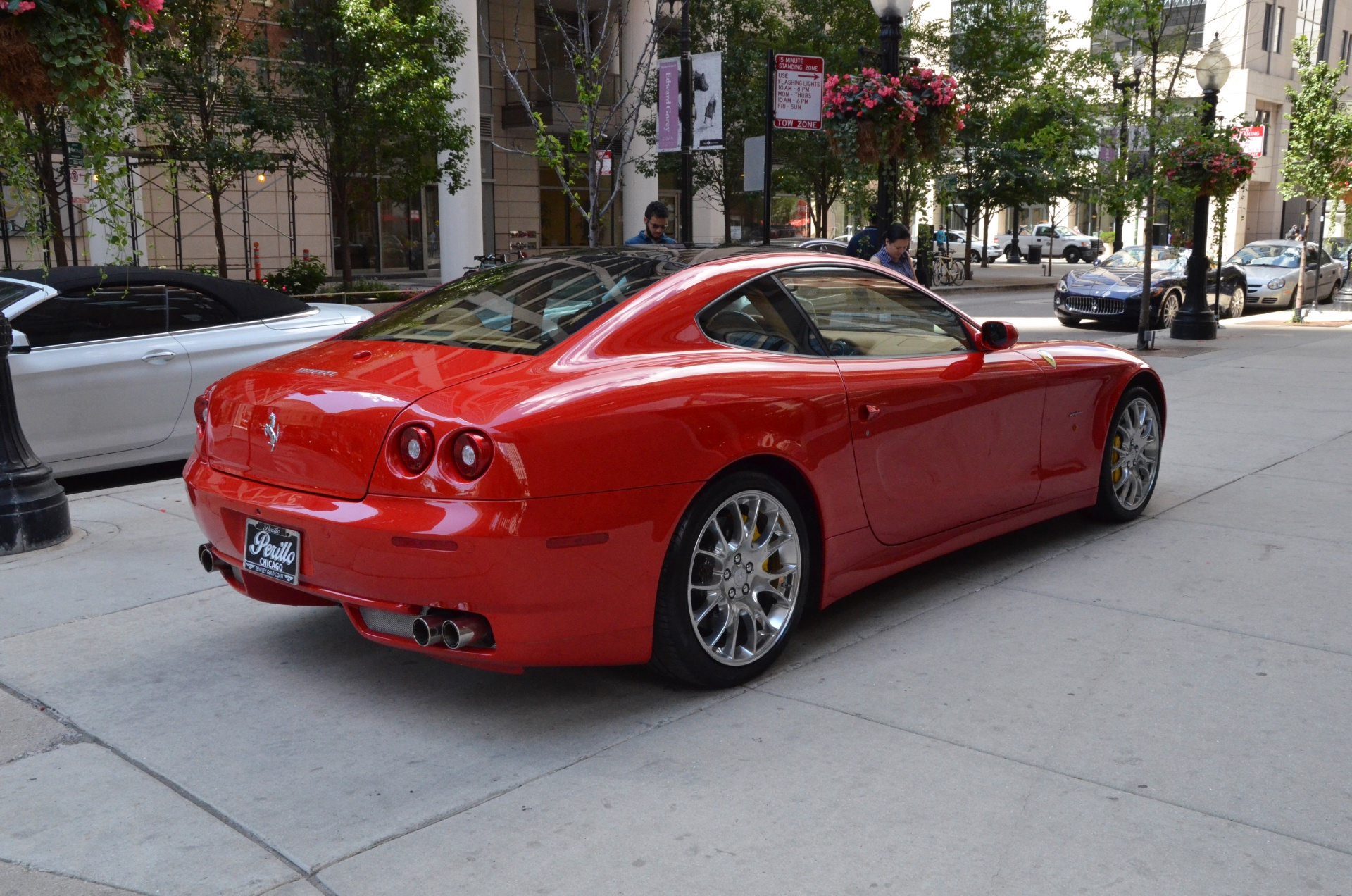 Marvelous Used 2010 Ferrari 612 Scaglietti HGT2 Package | Chicago, IL
