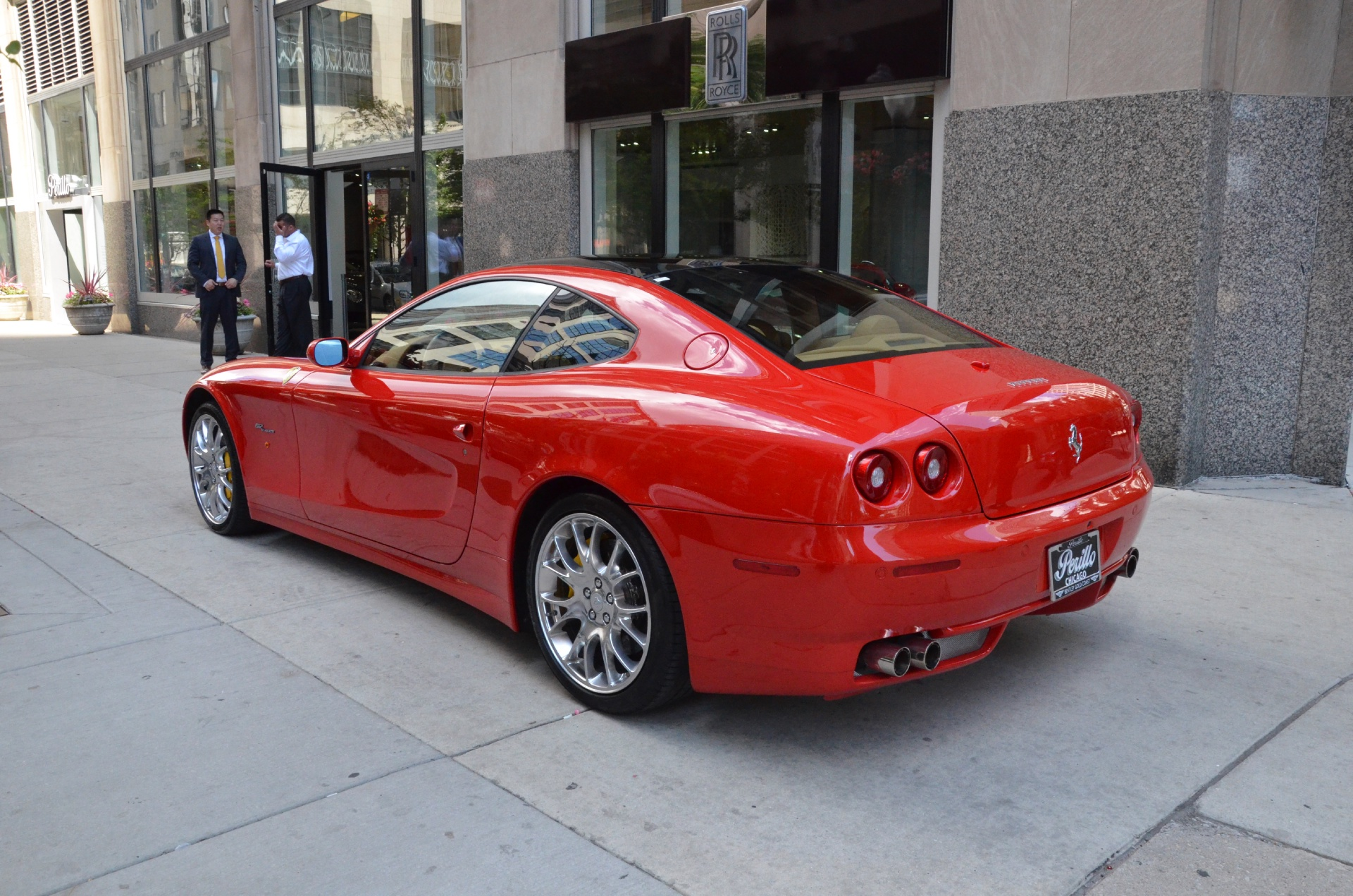 2010 Ferrari 612 Scaglietti Hgt2 Package Stock Gc1424a For Sale Near Chicago Il Il Ferrari
