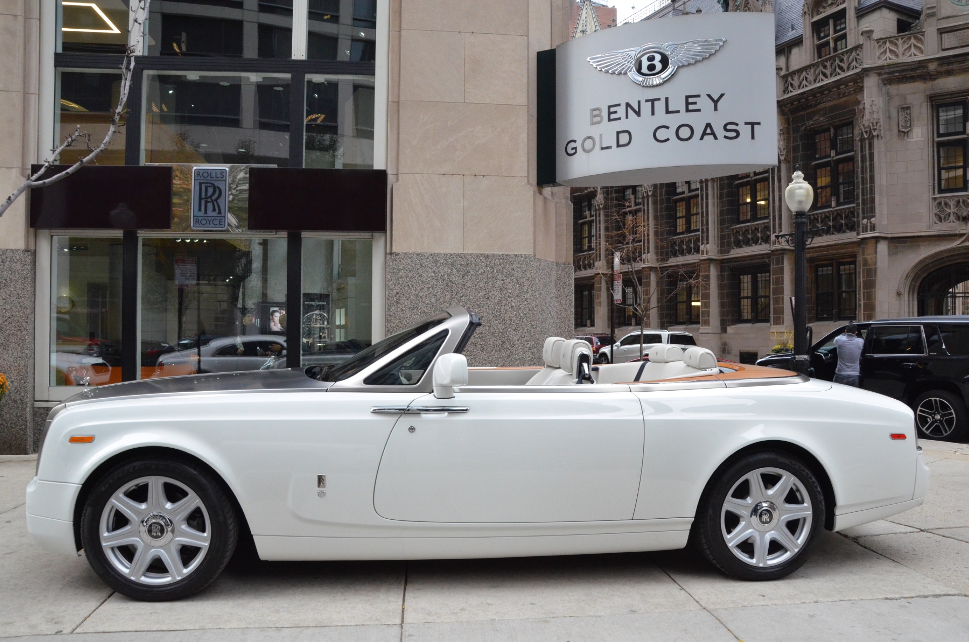 Used 2010 Rolls-Royce Phantom Drophead Coupe  | Chicago, IL