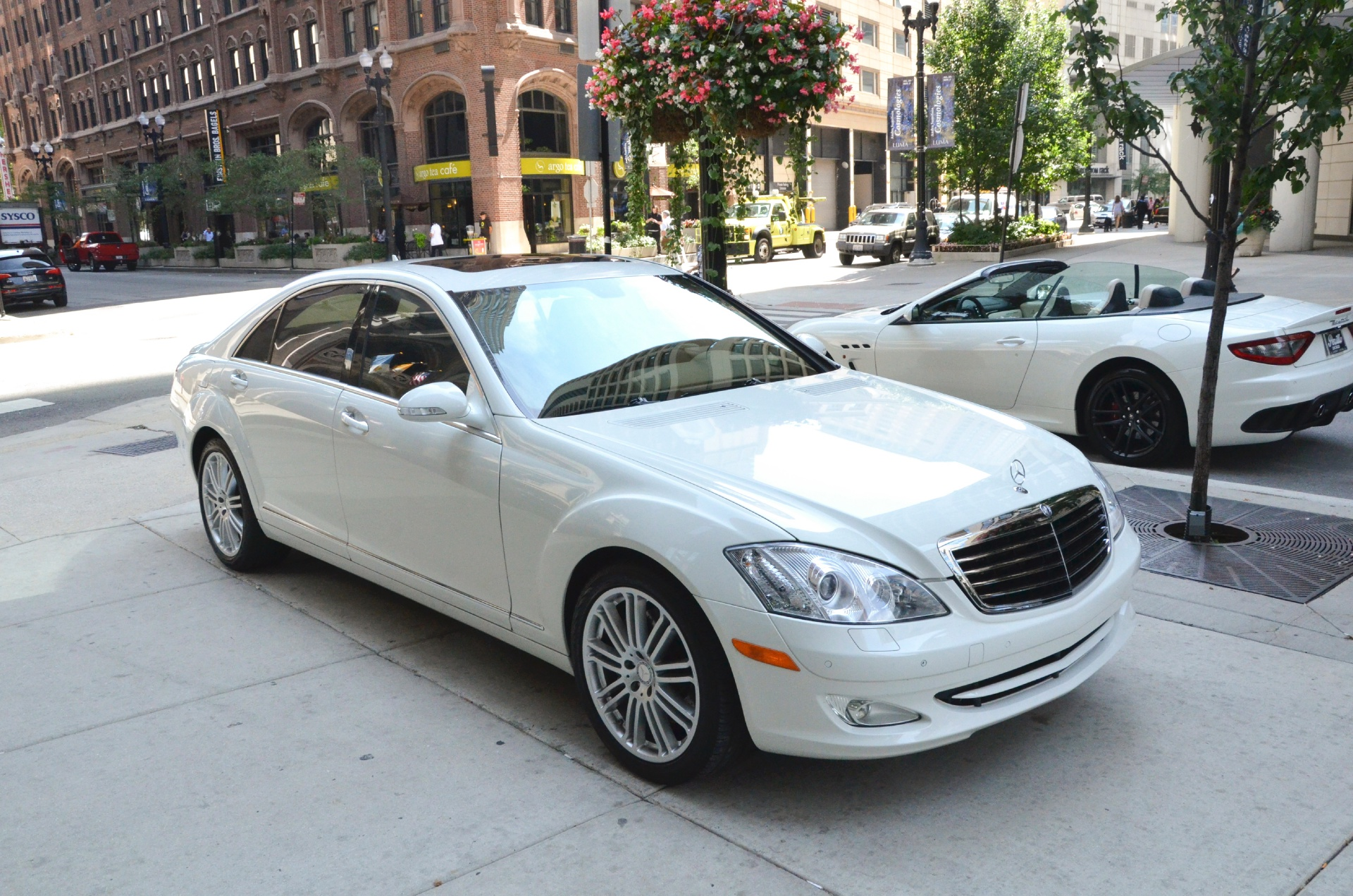 2009 mercedes benz s class s550 4matic stock gc1193a for sale near chicago il il mercedes. Black Bedroom Furniture Sets. Home Design Ideas