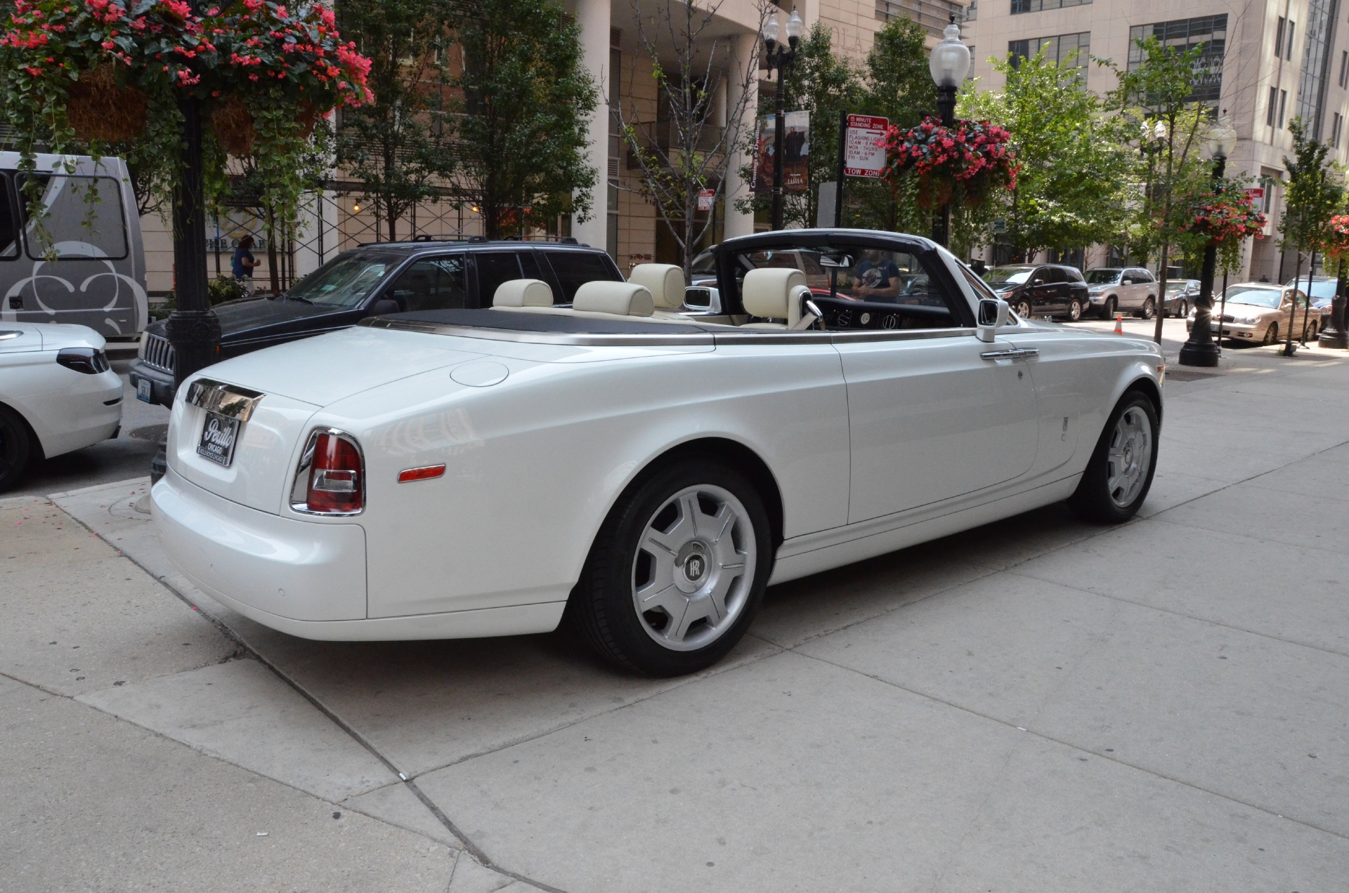 2009 Rolls-Royce Phantom Drophead Coupe Stock # GC-RICH35 for sale ...