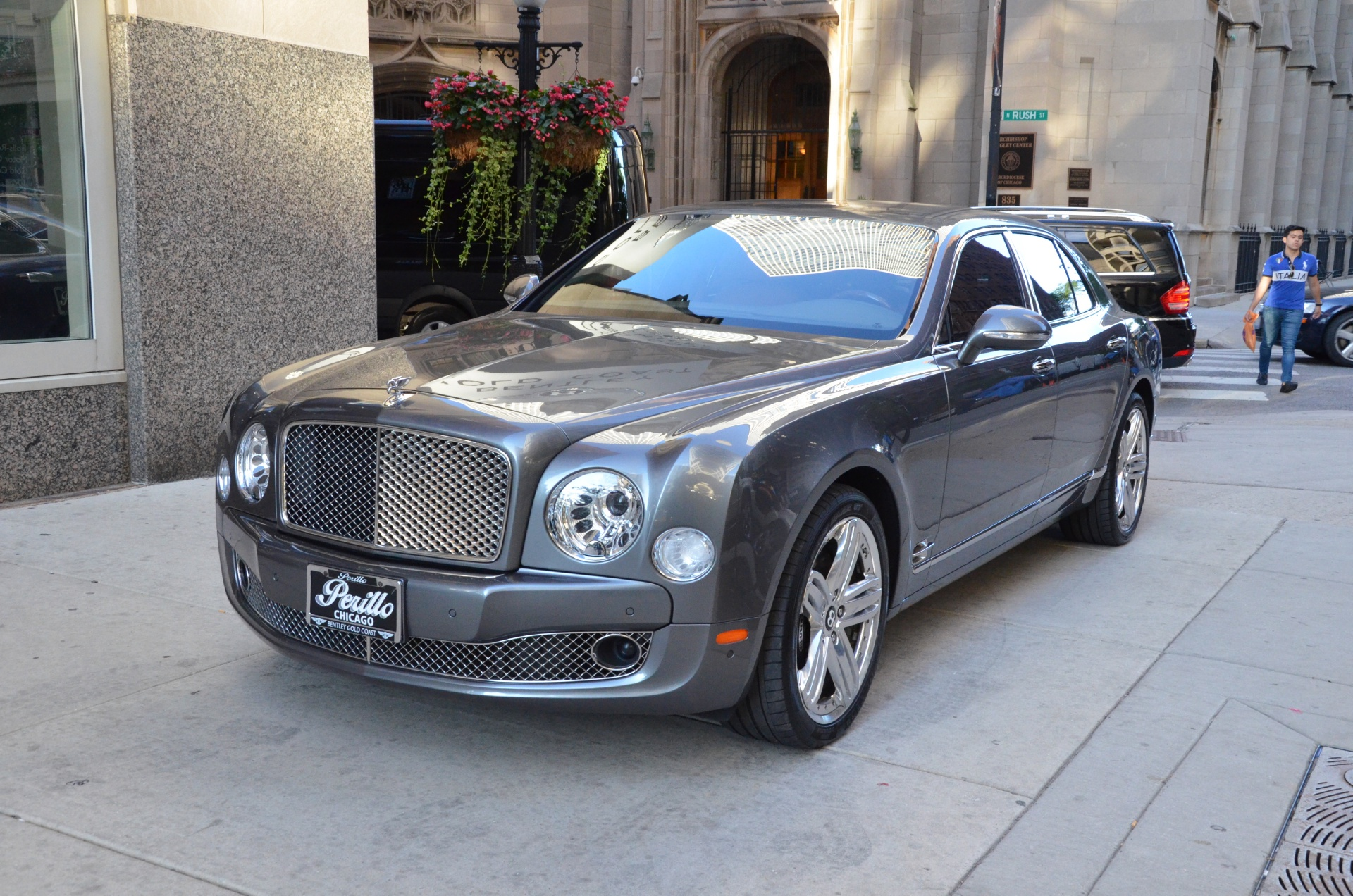 2011 Bentley Mulsanne Stock Gc1353 For Sale Near Chicago