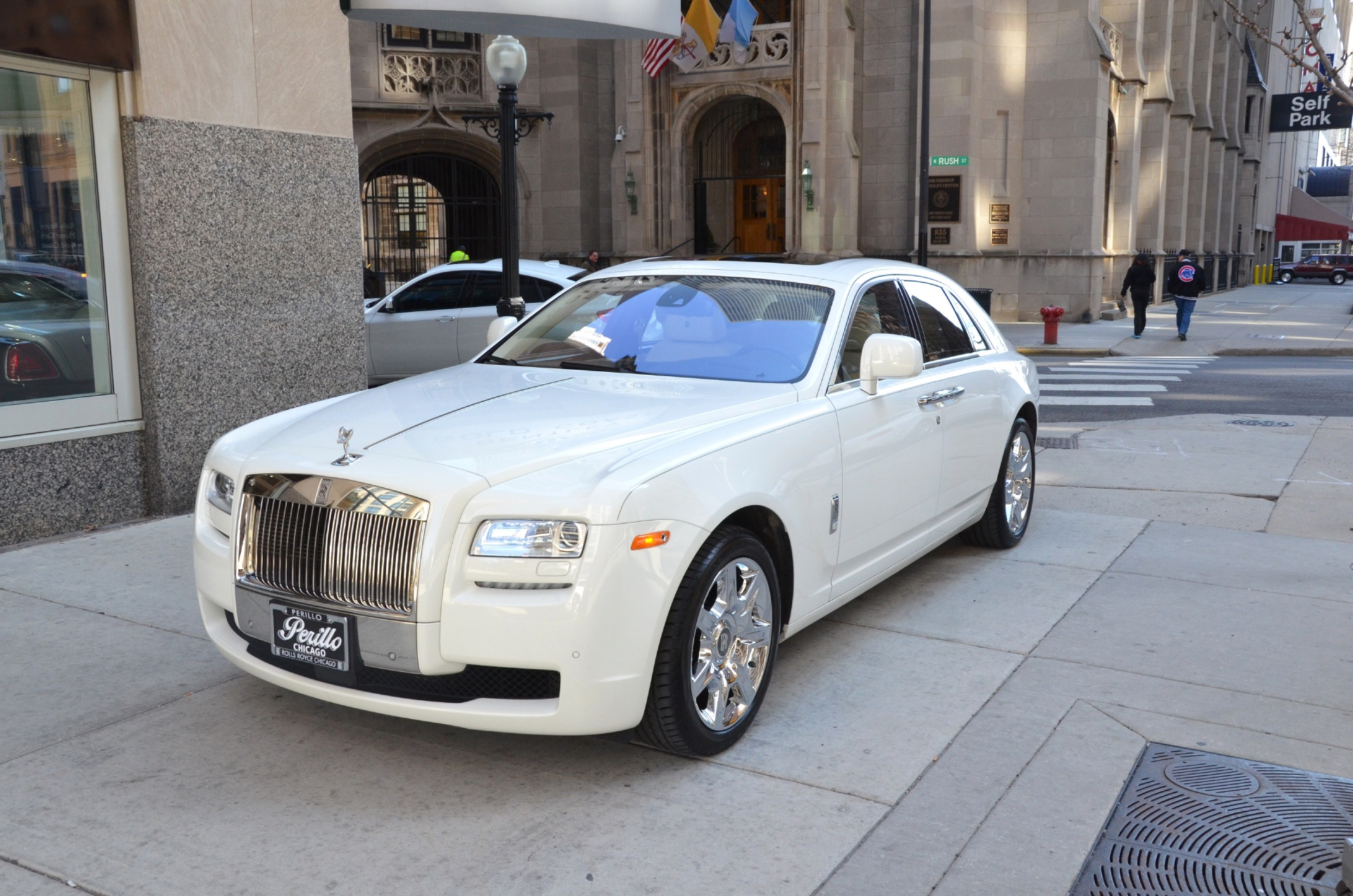 2011 Rolls Royce Ghost Stock R092a For Sale Near Chicago