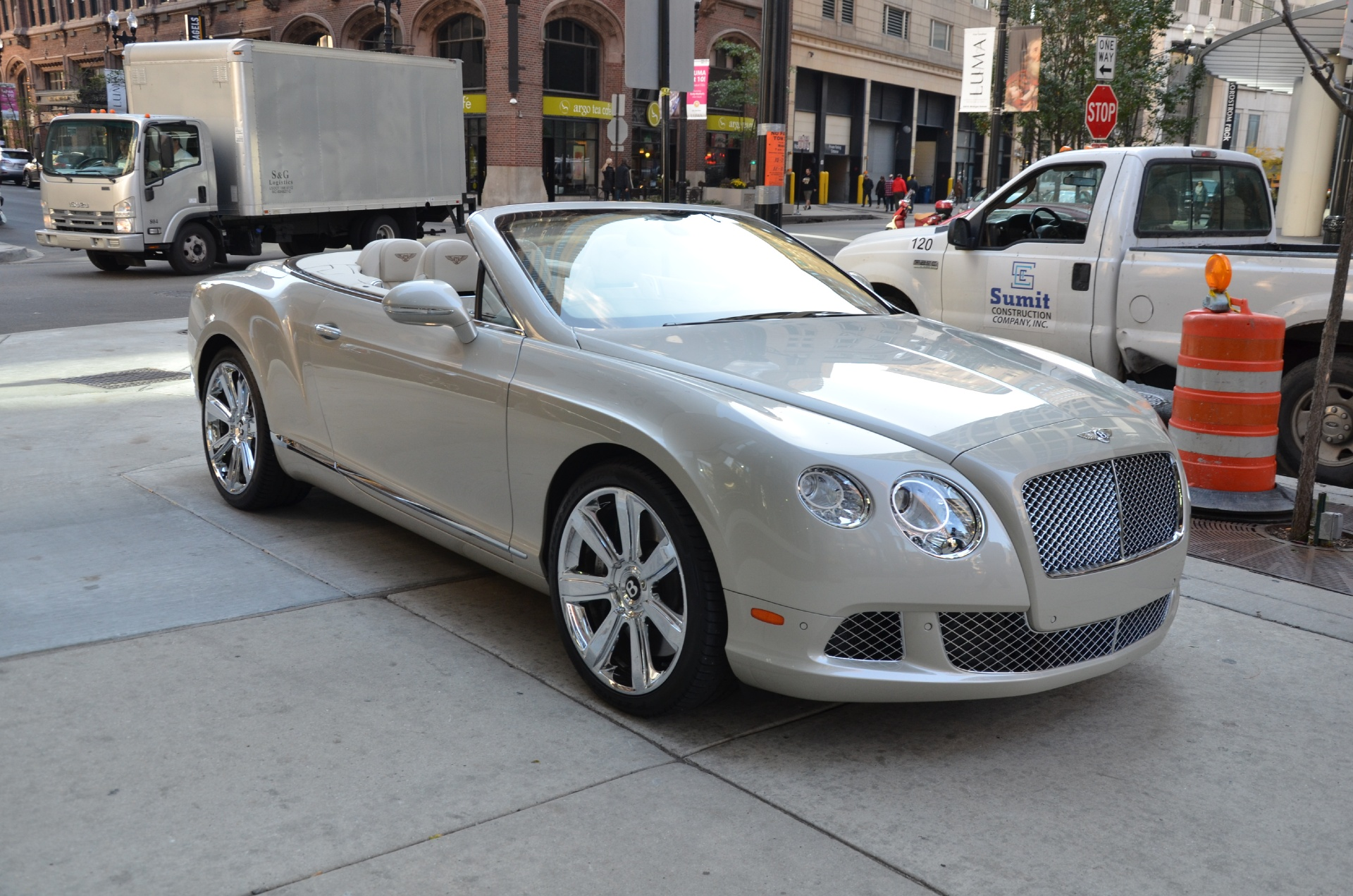 2012 bentley continental gtc stock gc1934 for sale near chicago il il bentley dealer. Black Bedroom Furniture Sets. Home Design Ideas