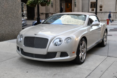 Used 2012 Bentley Continental GTC Convertible GTC   Chicago, IL